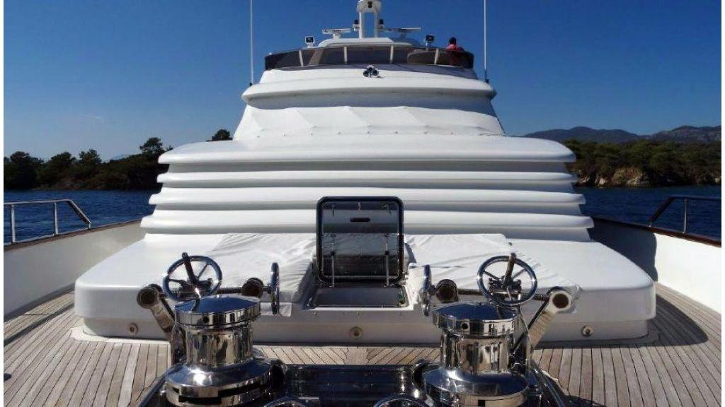 Benetti Replica Motoryacht (3)