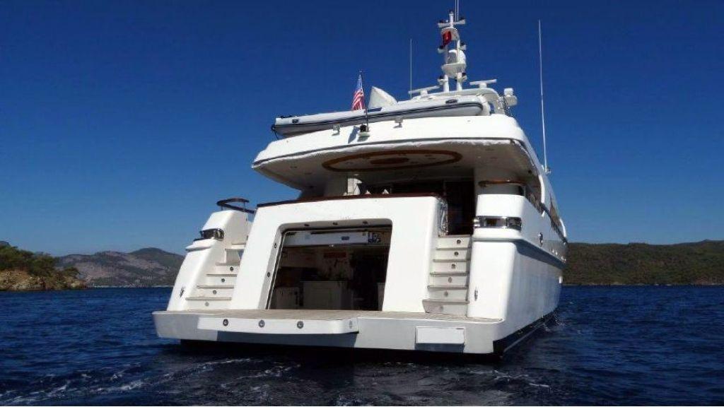 Benetti Replica Motoryacht (32)