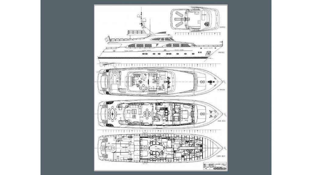 Benetti Replica Motoryacht (35)