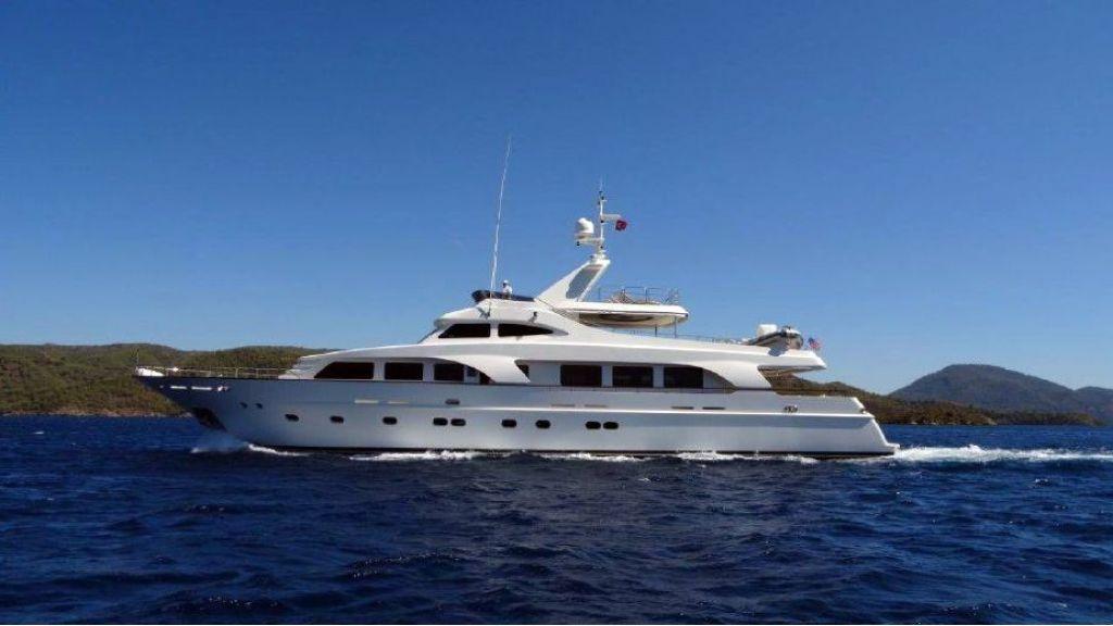 Benetti Replica Motoryacht (5)