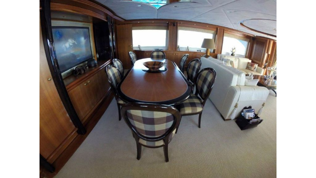Benetti Replica Motoryacht (7)