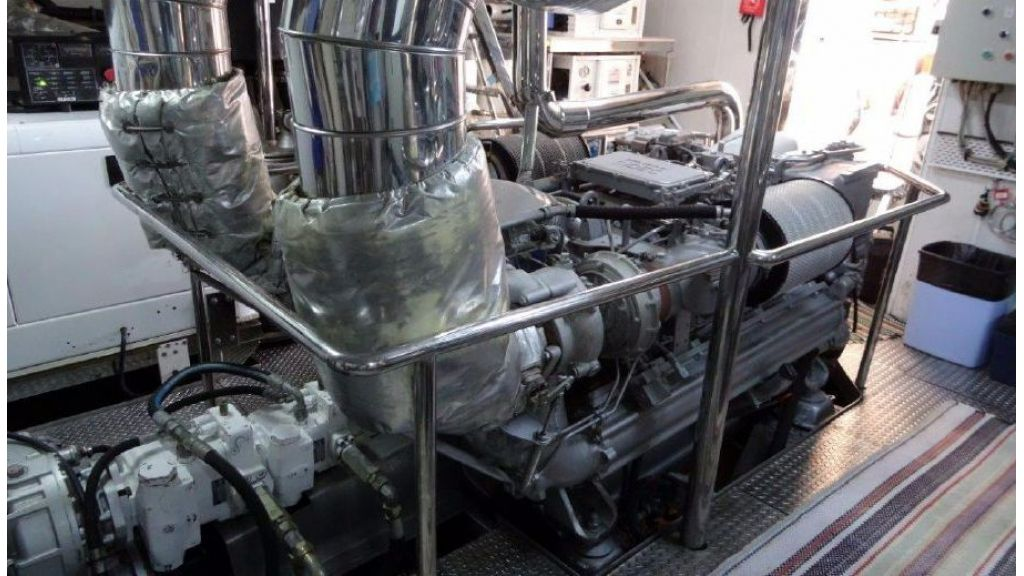 Benetti Replica Motoryacht (8)
