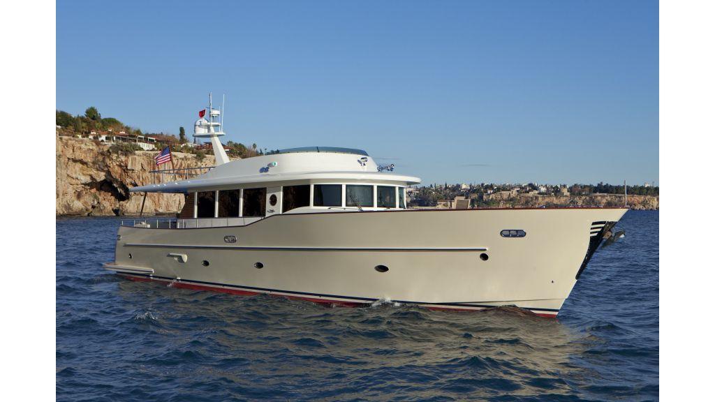 Classic 23 Motoryacht master