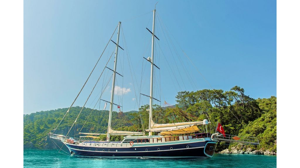 Luxury Ketch Gulet for Sale (1)