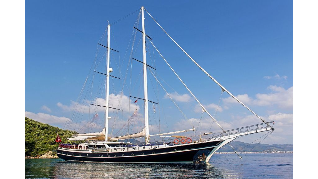 Luxury Ketch Gulet for Sale (4)