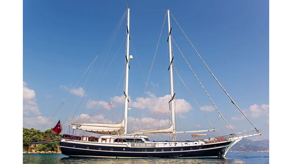 Luxury Ketch Gulet for Sale (5)