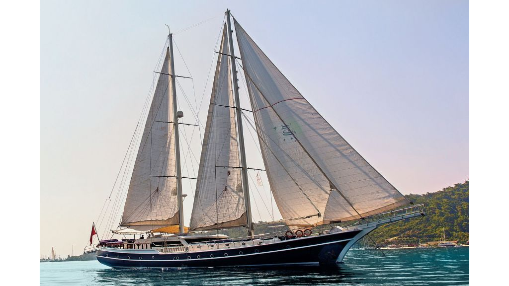 Luxury Ketch Gulet for Sale (8)