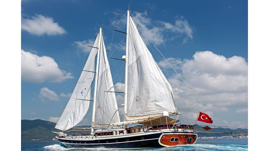 Luxury Ketch Gulet for Sale (9)