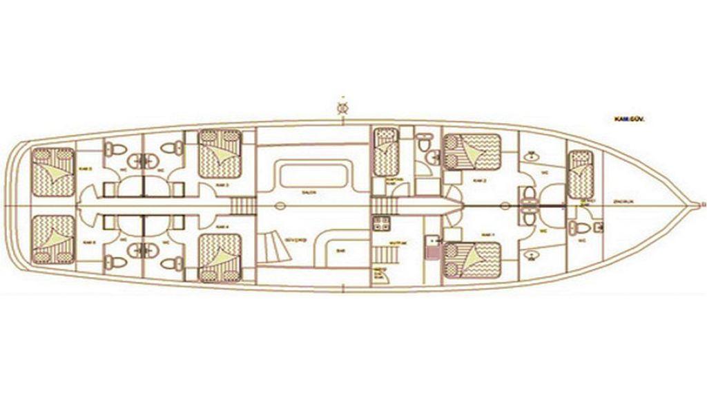 Sirena (57) - layout