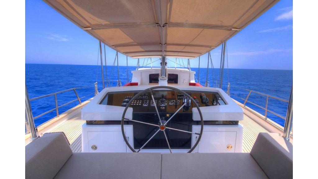 Steel Aluminium Sailing Yacht (20)