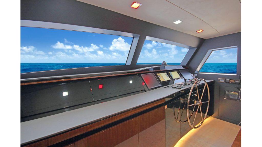 Steel Aluminium Sailing Yacht (23)