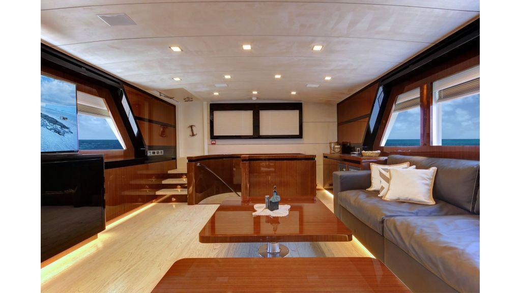 Steel Aluminium Sailing Yacht (25)