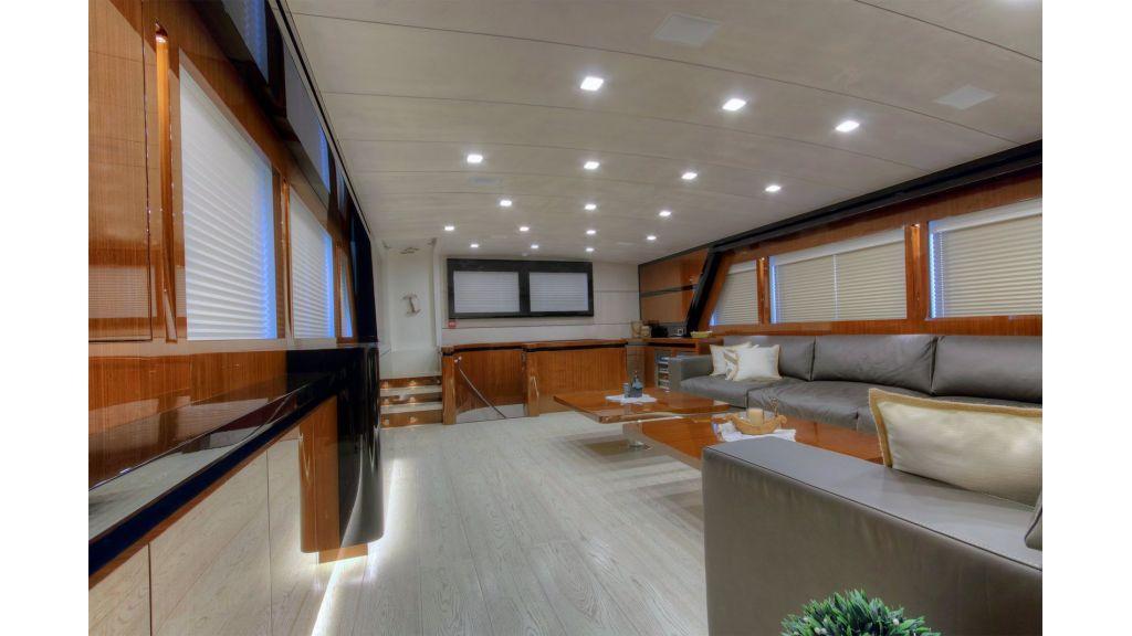 Steel Aluminium Sailing Yacht (29)
