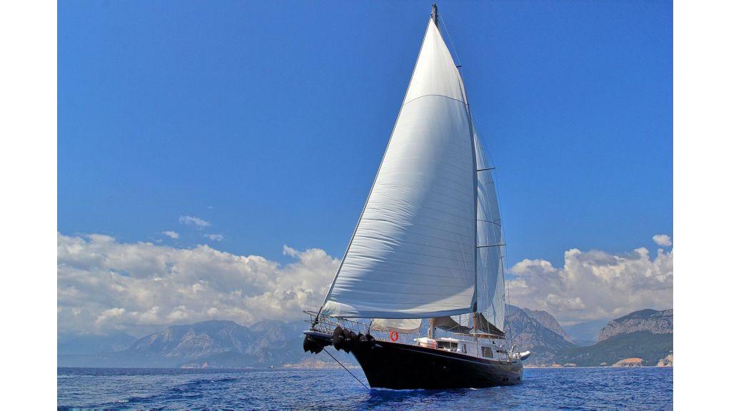 Steel Aluminium Sailing Yacht (5)