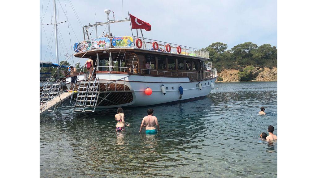 Bodrum Built Daily Cruise Gulet