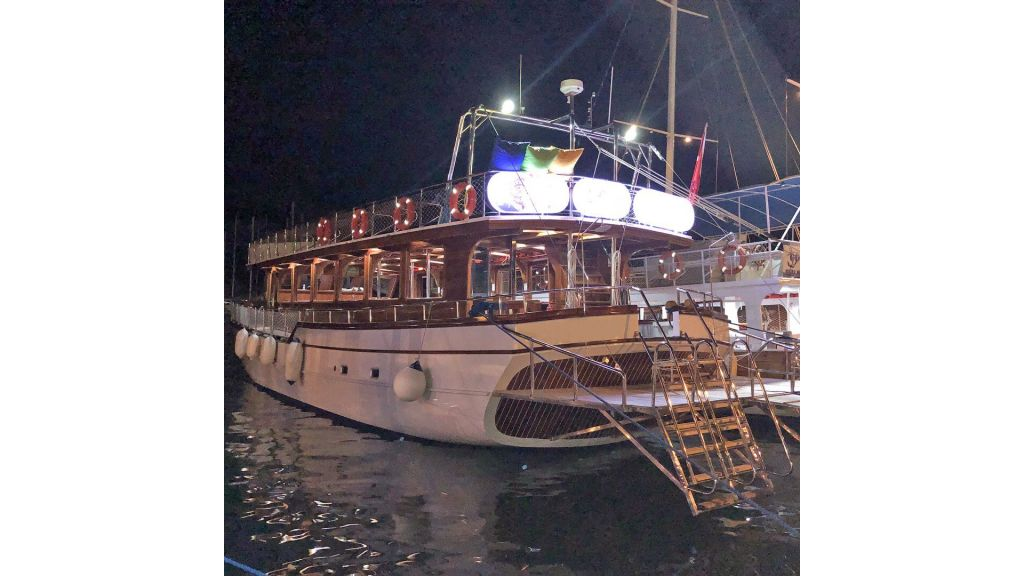Bodrum Built Daily Cruise Gulet (11)