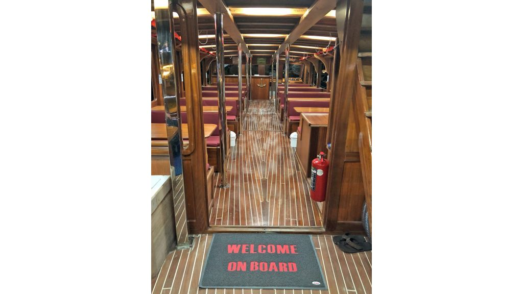 Bodrum Built Daily Cruise Gulet (5)