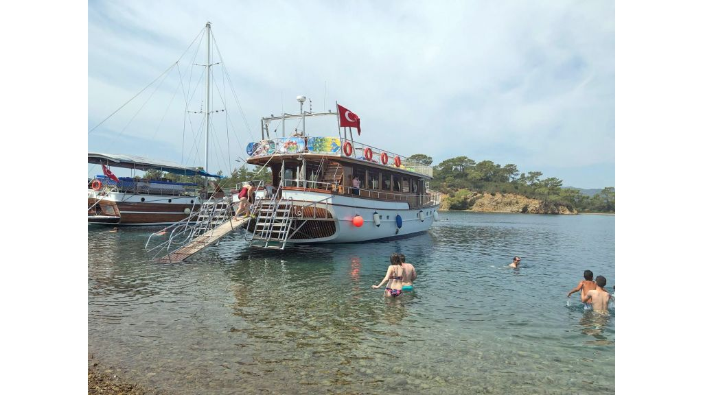 Bodrum Built Daily Cruise Gulet (6)