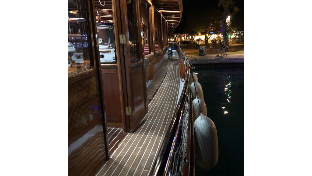 Bodrum Built Daily Cruise Gulet (7)
