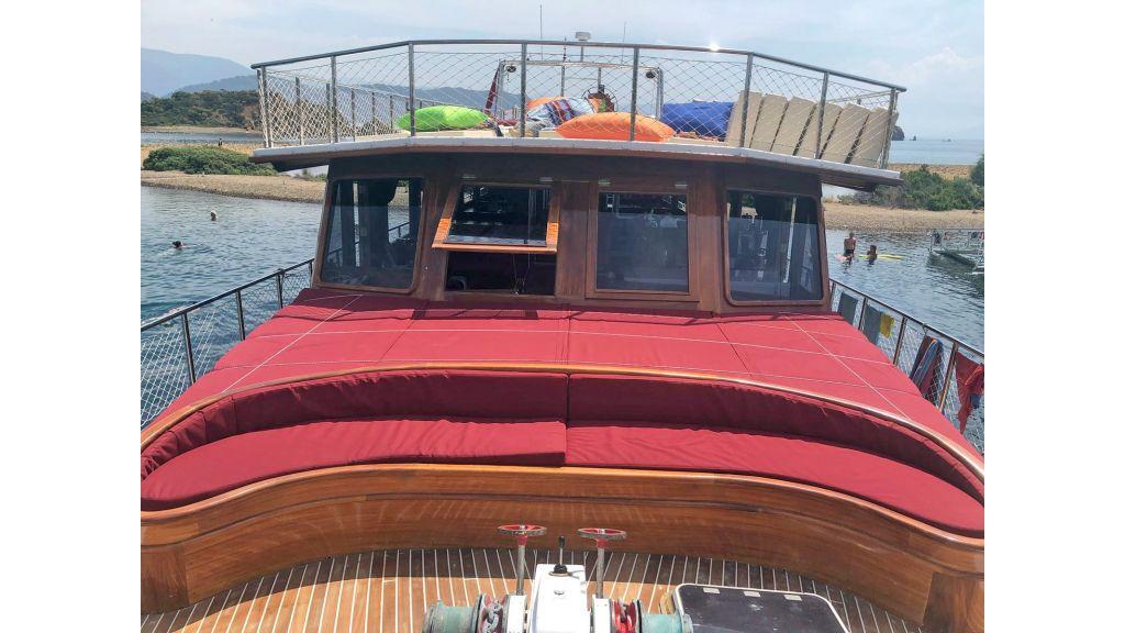 Bodrum Built Daily Cruise Gulet (8)