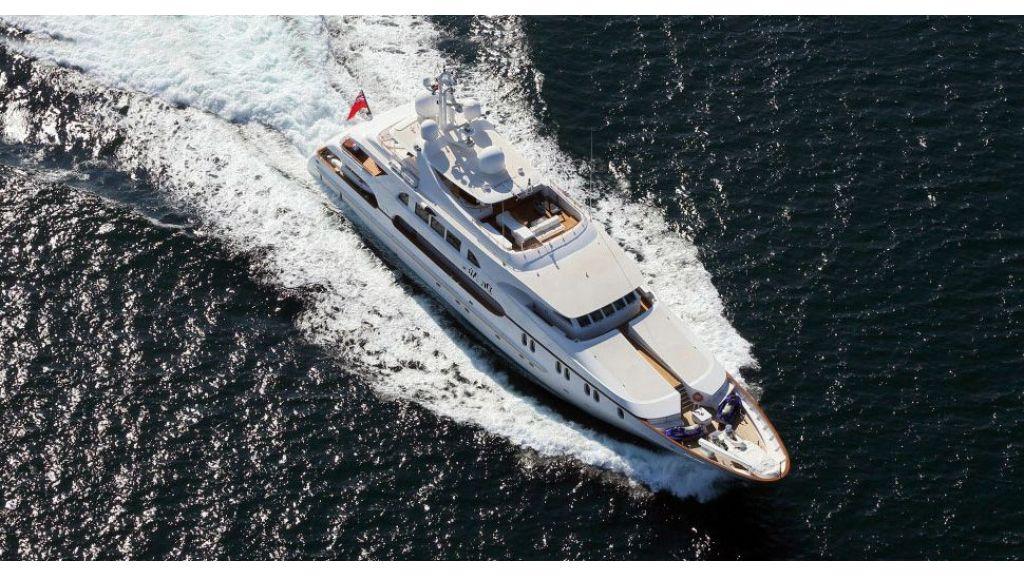 Dr no no Motor Yacht (2)
