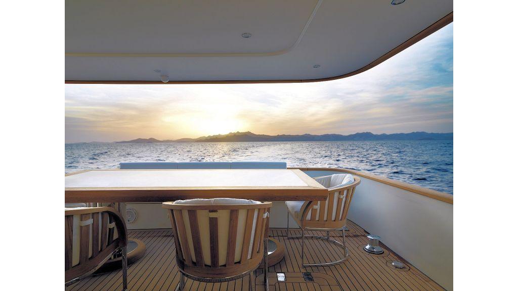 Trawler Style Motor Yacht (21)