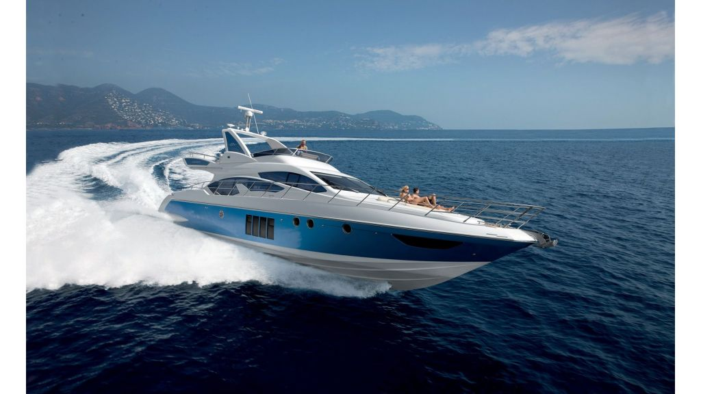 Azimut-64 for charter