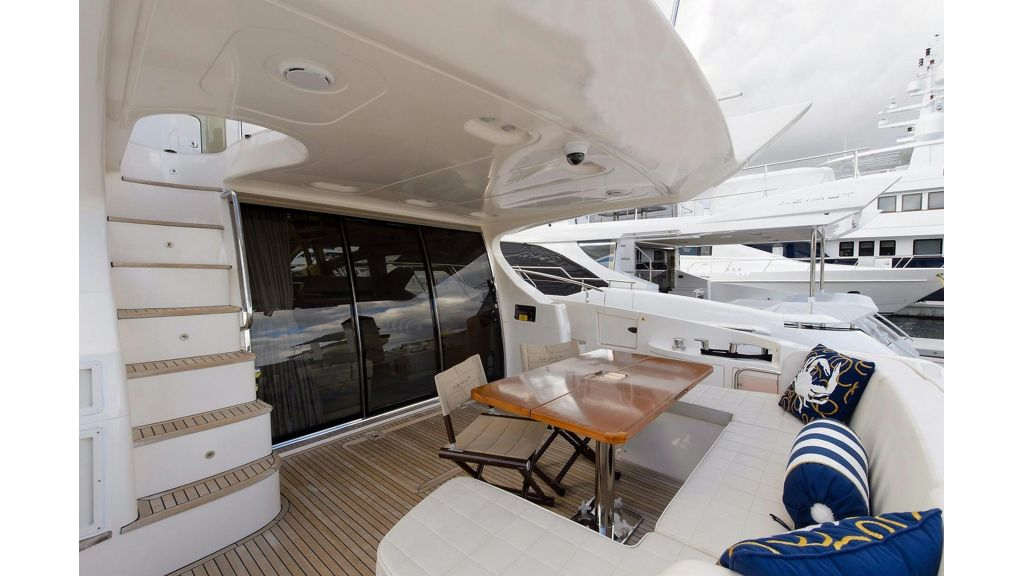 Azimut-64 for charter-master