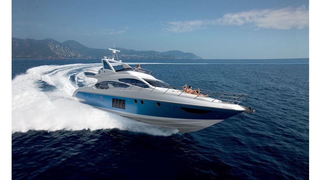 Azimut-64 for charter master