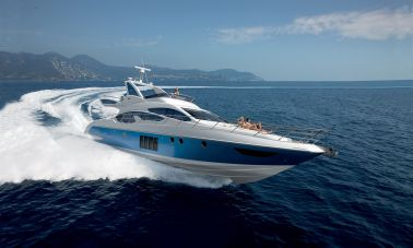 Azimut-64 for charter master