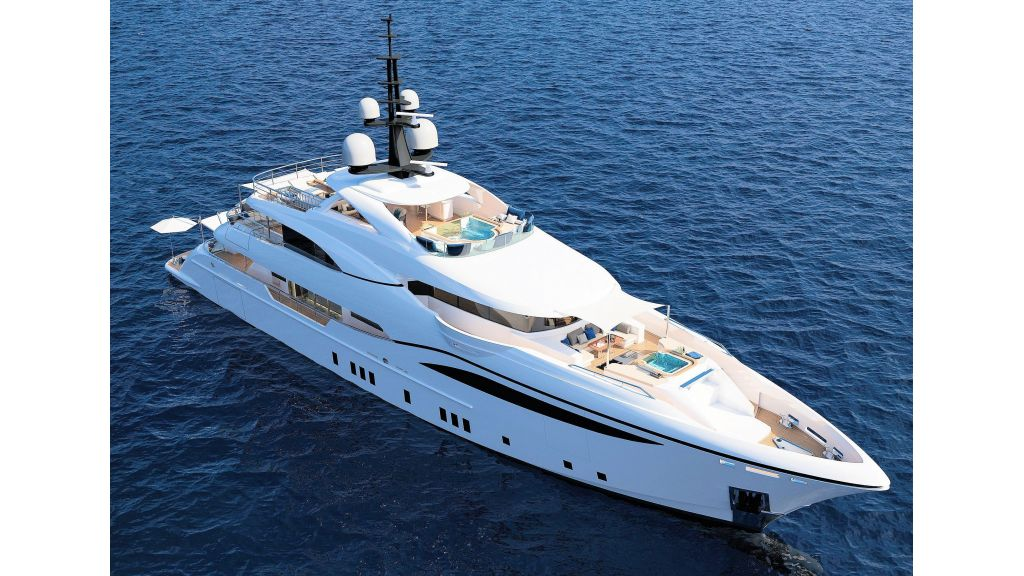 Contemporary Motor Yacht (1)