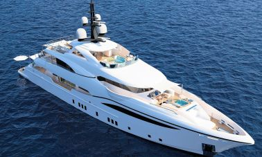 Contemporary Motor Yacht (1)