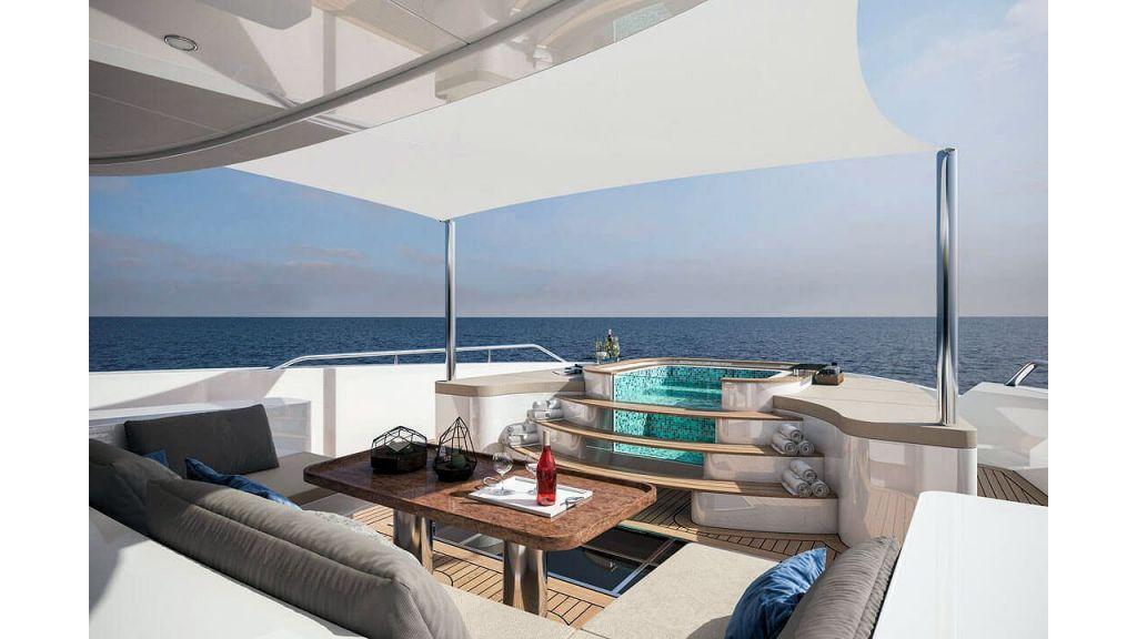 Contemporary Motor Yacht (10)