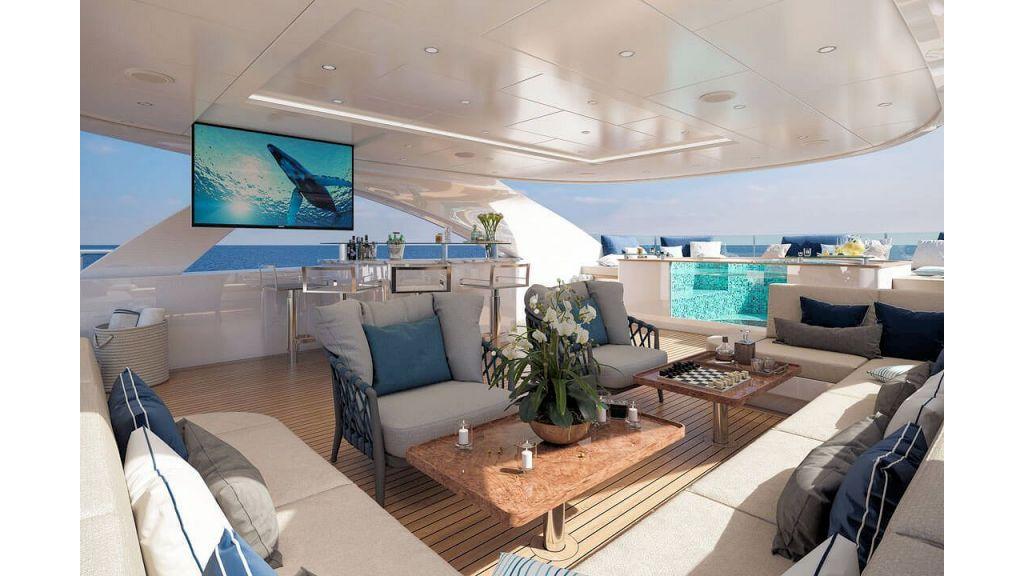 Contemporary Motor Yacht (11)