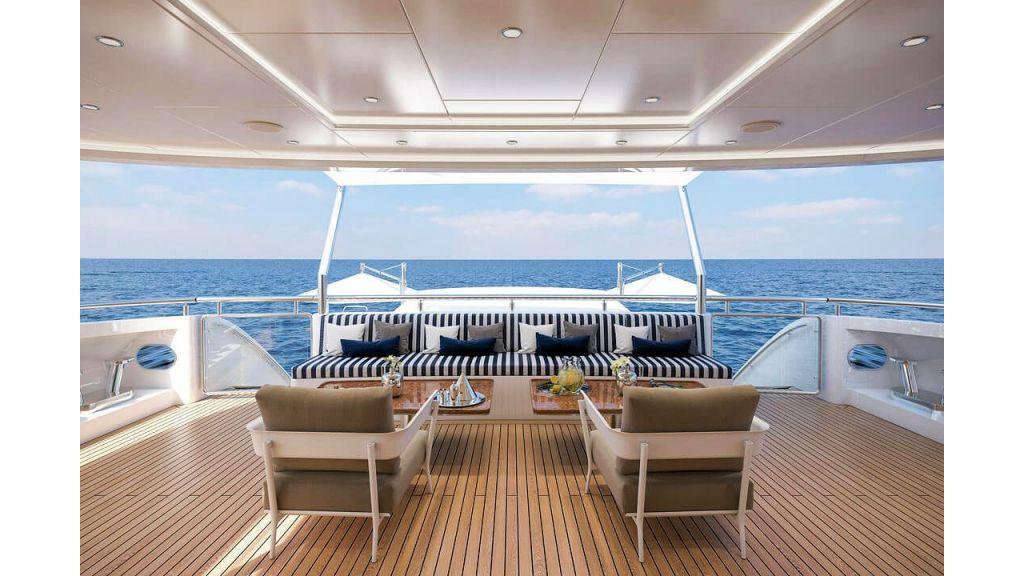Contemporary Motor Yacht (15)