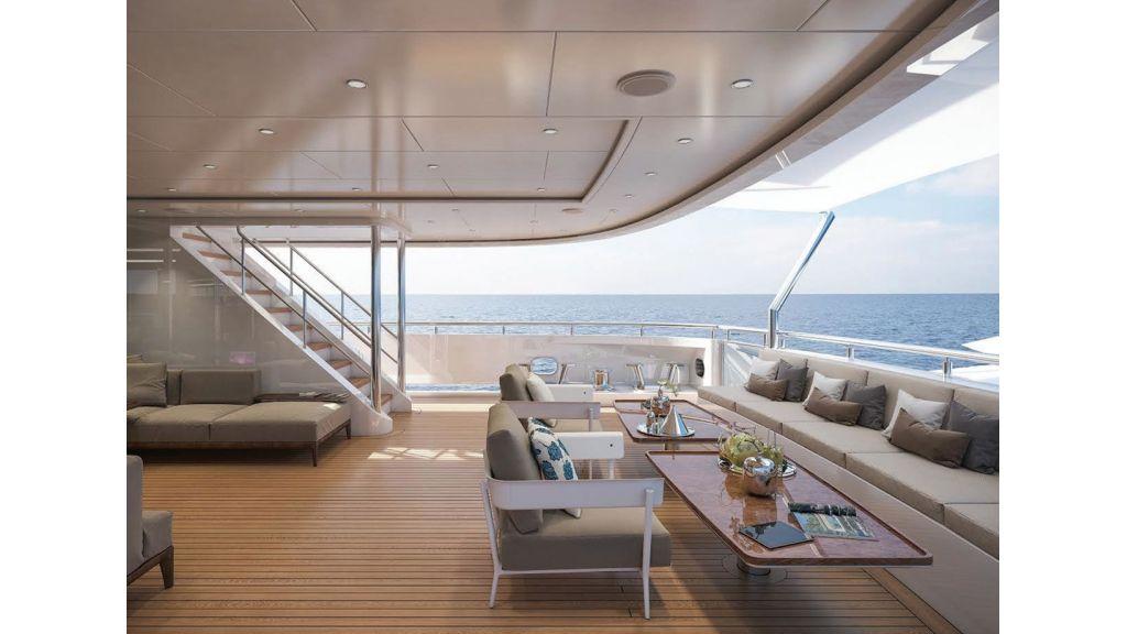 Contemporary Motor Yacht (16)