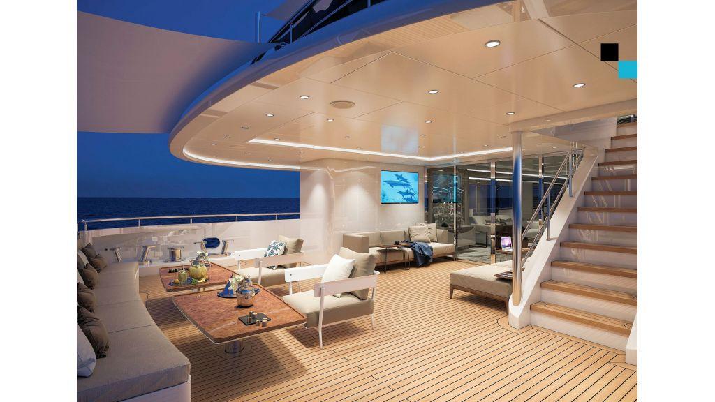 Contemporary Motor Yacht (17)