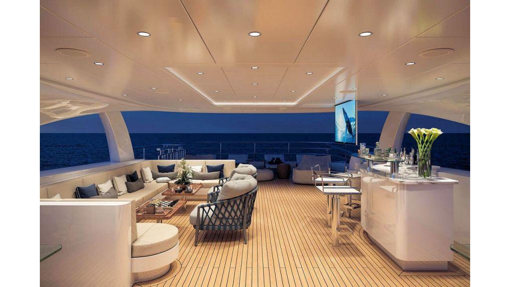 Contemporary Motor Yacht (18)