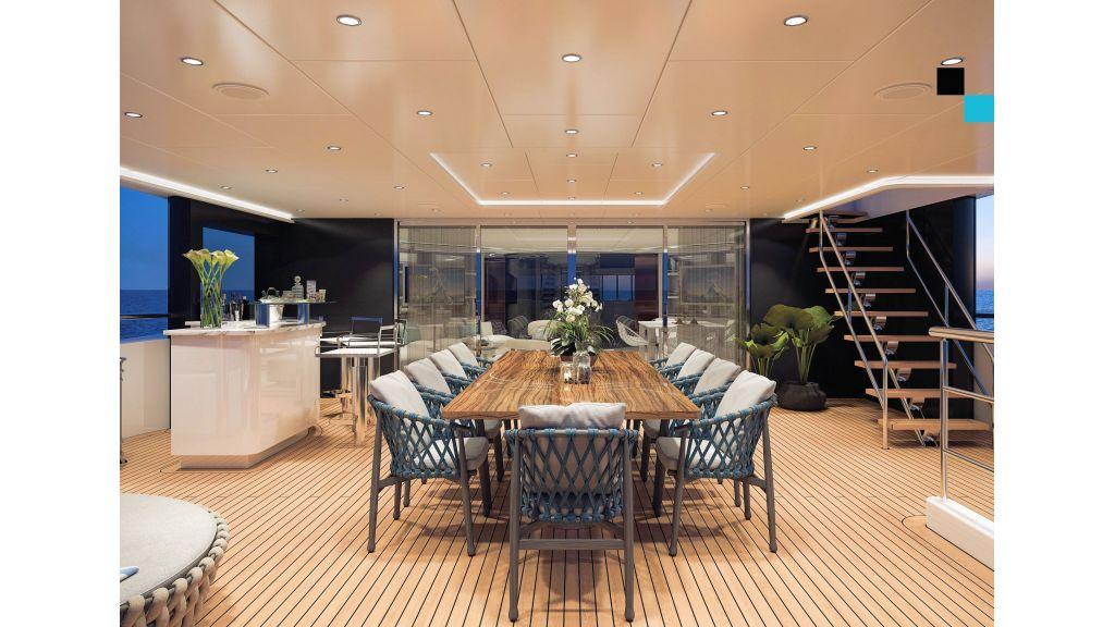 Contemporary Motor Yacht (21)