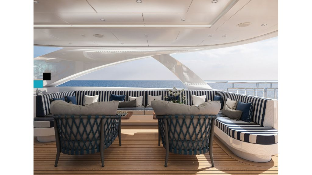 Contemporary Motor Yacht (22)
