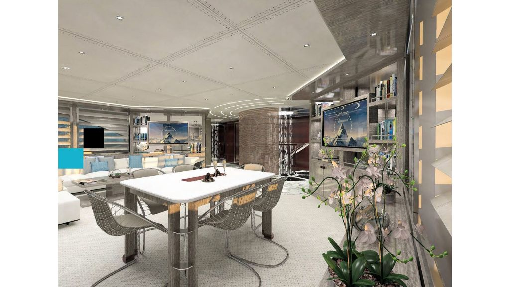 Contemporary Motor Yacht (25)