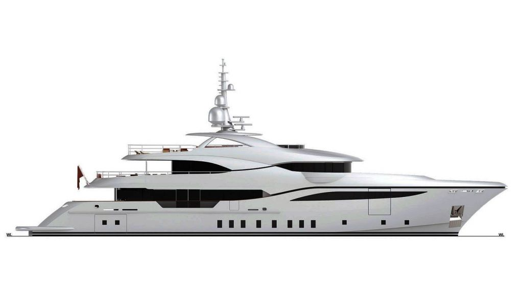 Contemporary Motor Yacht (27) - master