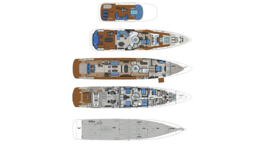 Contemporary Motor Yacht (28)