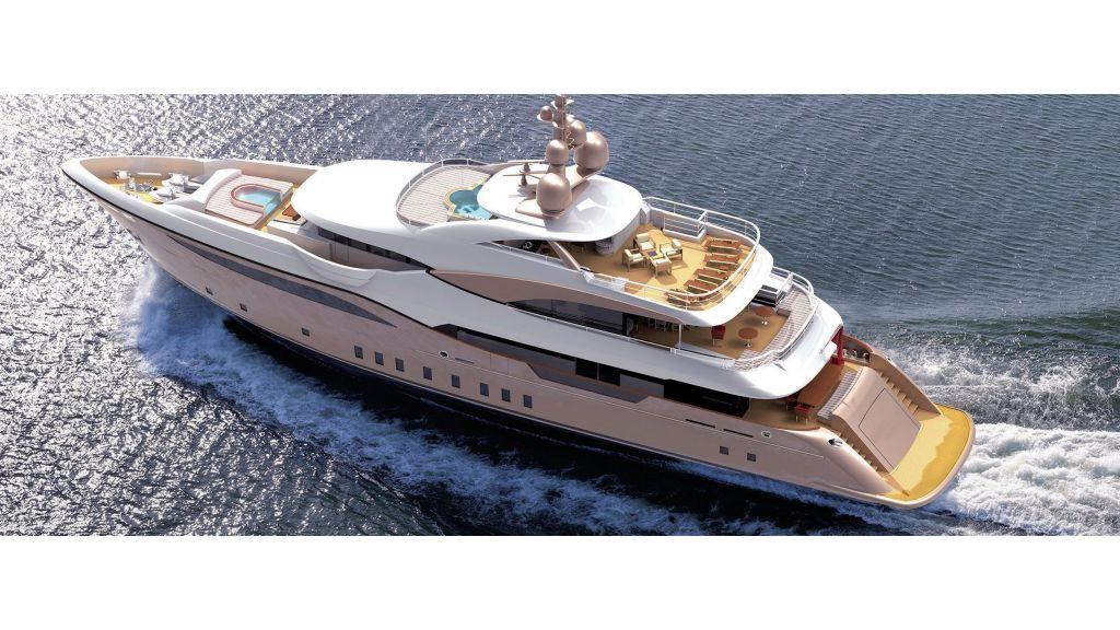 Contemporary Motor Yacht (3) - master