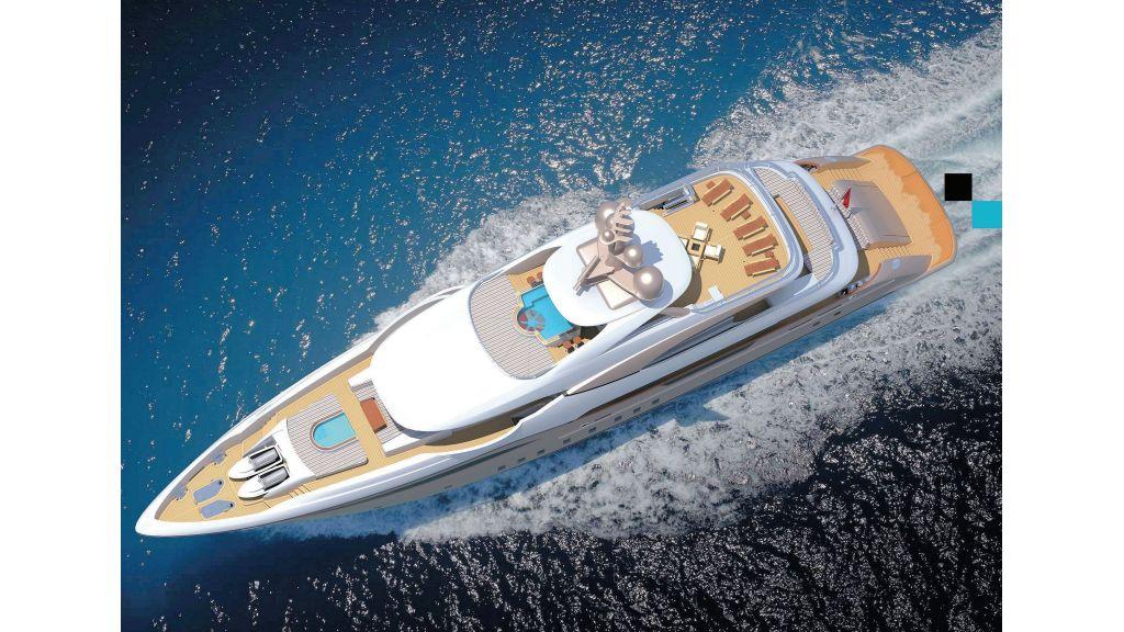 Contemporary Motor Yacht (4)