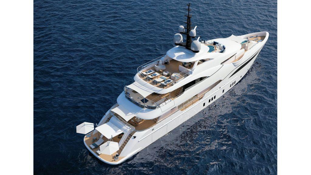 Contemporary Motor Yacht (5)