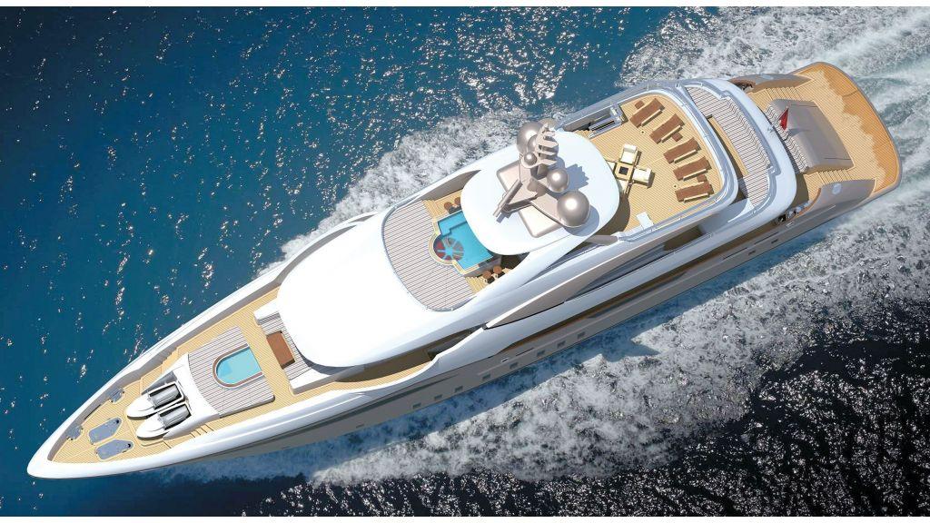 Contemporary Motor Yacht (6) - master