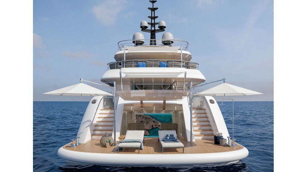 Contemporary Motor Yacht (7)