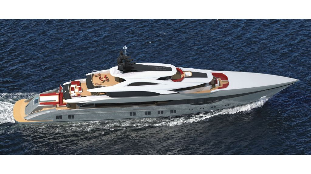 Ocean Going Full Displacement Mega Yacht (11) - master
