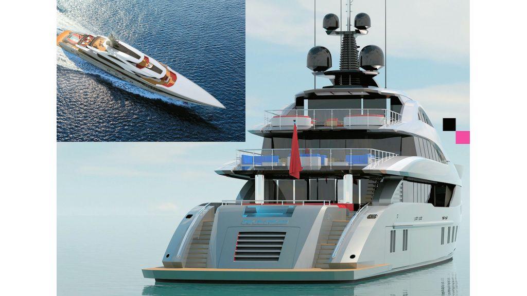 Ocean Going Full Displacement Mega Yacht (13)